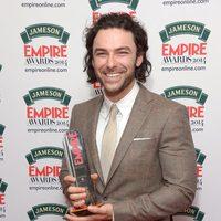 Aidan Turner, mejor actor revelación en los Premios Empire 2014