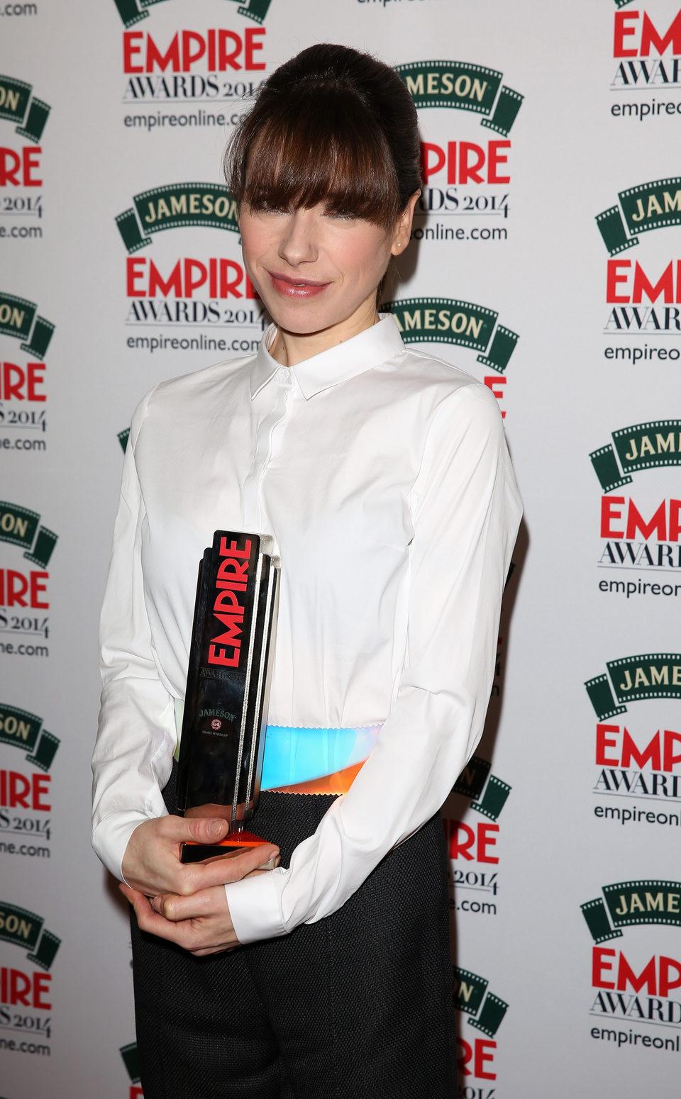 Sally Hawkins, mejor actriz secundaria en los Premios Empire 2014