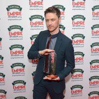 James McAvoy, mejor actor en los Premios Empire 2014