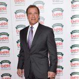 Arnold Schwarzenegger, héroe de acción de nuestra vida en los Premios Empire 2014