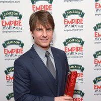 Tom Cruise, leyenda de nuestra vida en los Premios Empire 2014