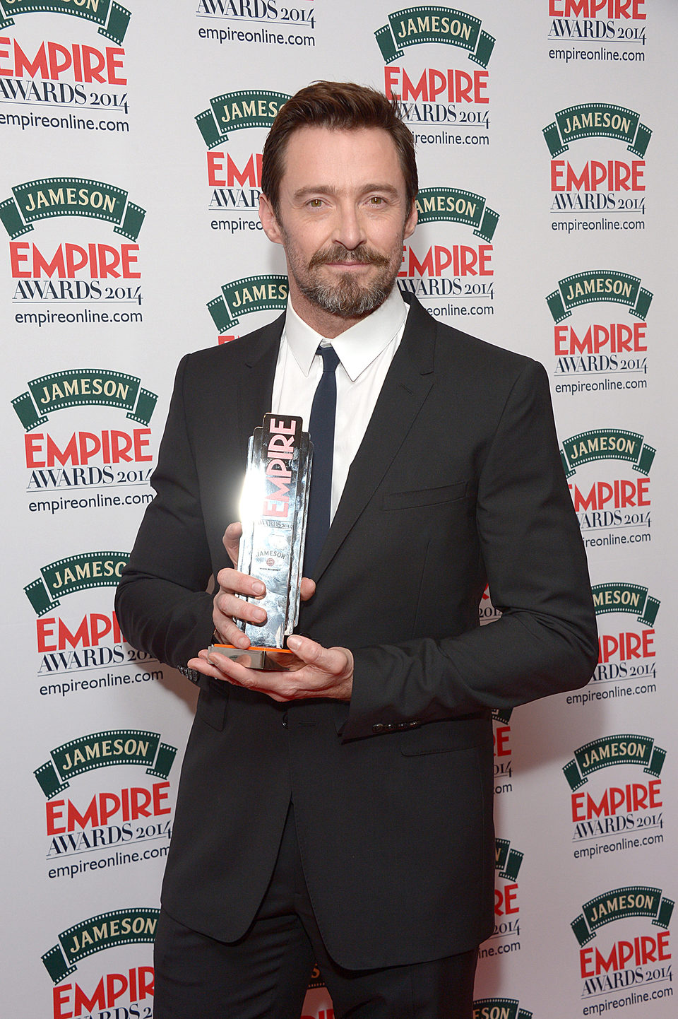 Hugh Jackman, icono Empire en los Premios Empire 2014
