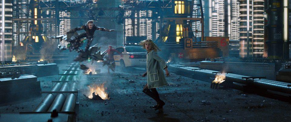 The Amazing Spider-Man 2: El poder de Electro, fotograma 27 de 28