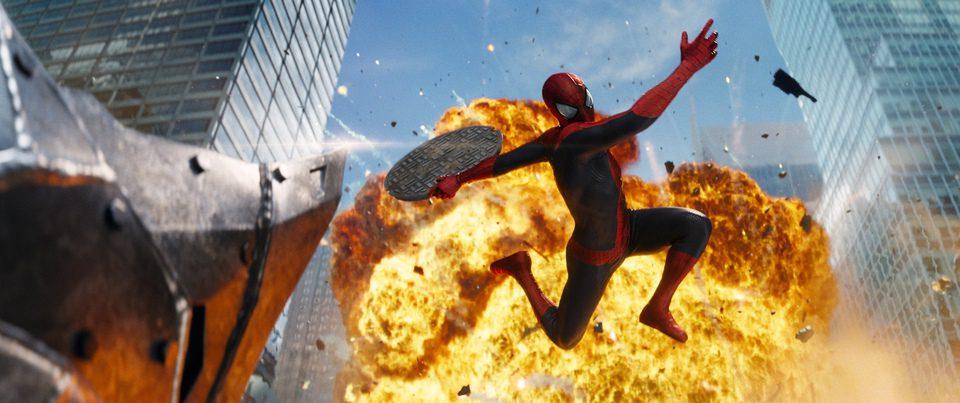 The Amazing Spider-Man 2: El poder de Electro, fotograma 26 de 28