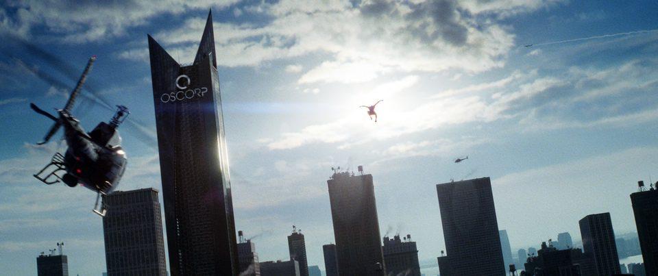 The Amazing Spider-Man 2: El poder de Electro, fotograma 23 de 28
