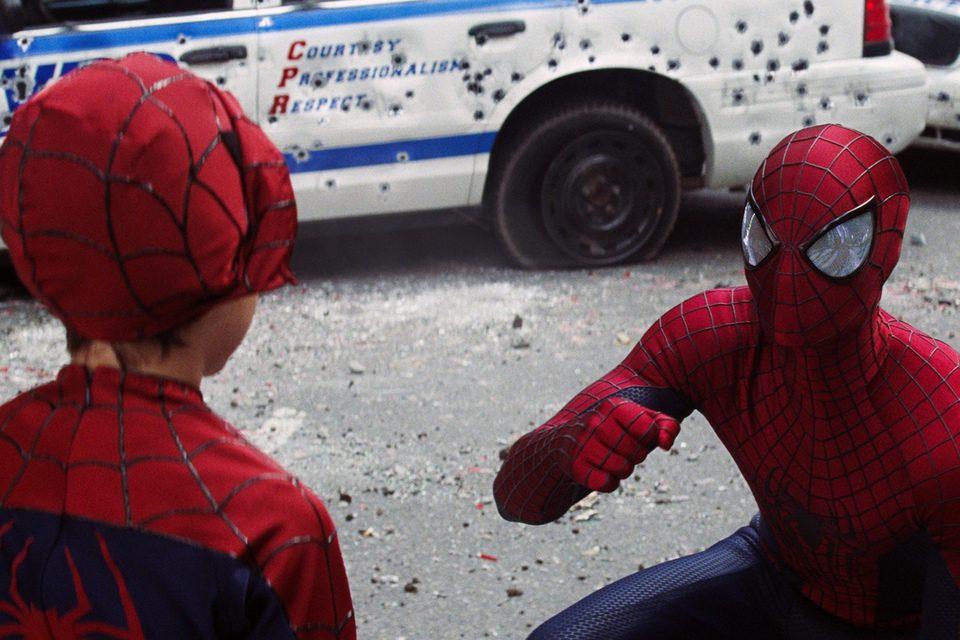 The Amazing Spider-Man 2: El poder de Electro, fotograma 21 de 28