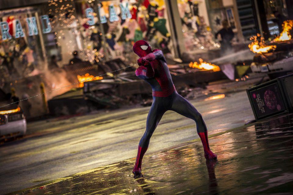 The Amazing Spider-Man 2: El poder de Electro, fotograma 12 de 28