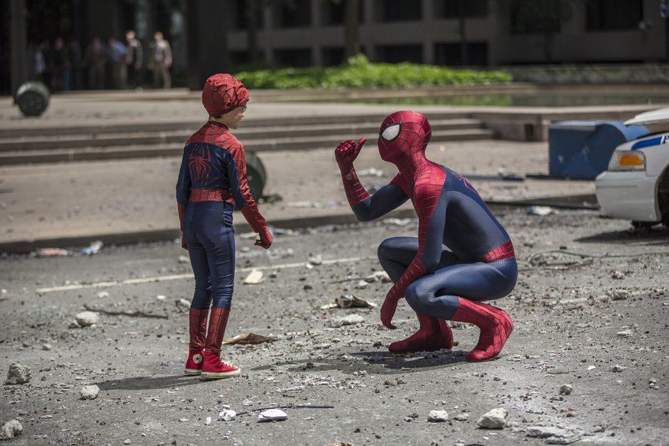 The Amazing Spider-Man 2: El poder de Electro, fotograma 10 de 28