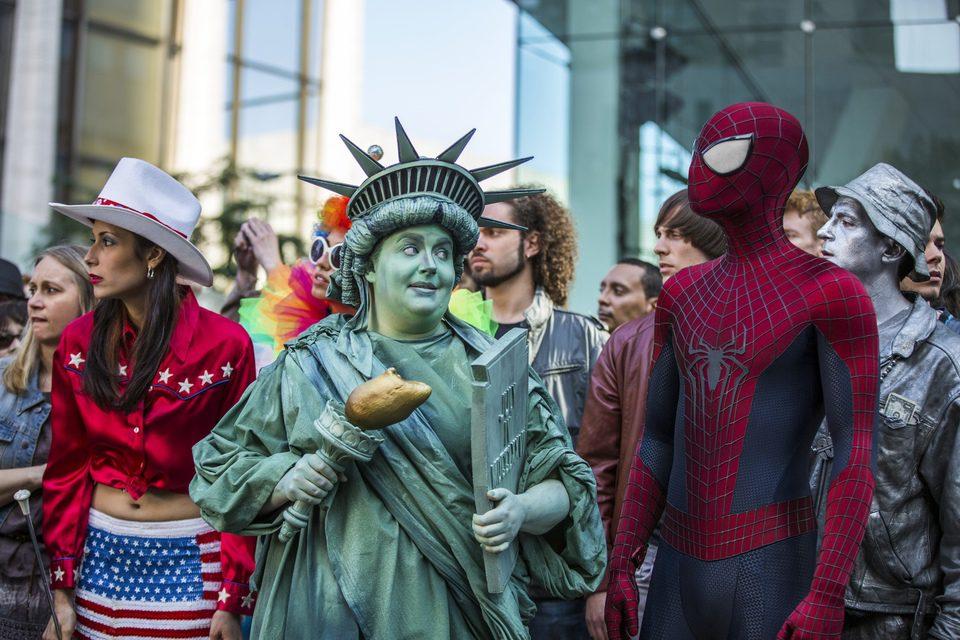 The Amazing Spider-Man 2: El poder de Electro, fotograma 9 de 28
