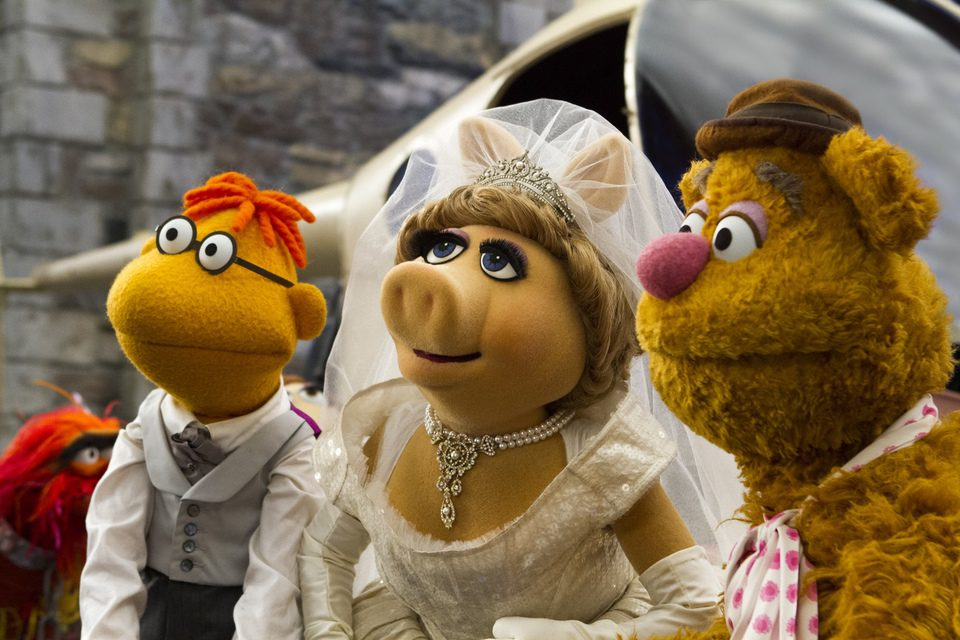 El tour de los Muppets, fotograma 3 de 24