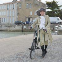 Moliére en bicicleta