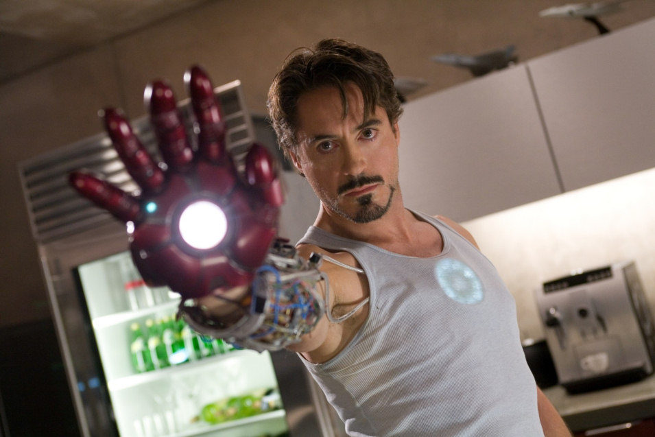 Iron Man, fotograma 2 de 87