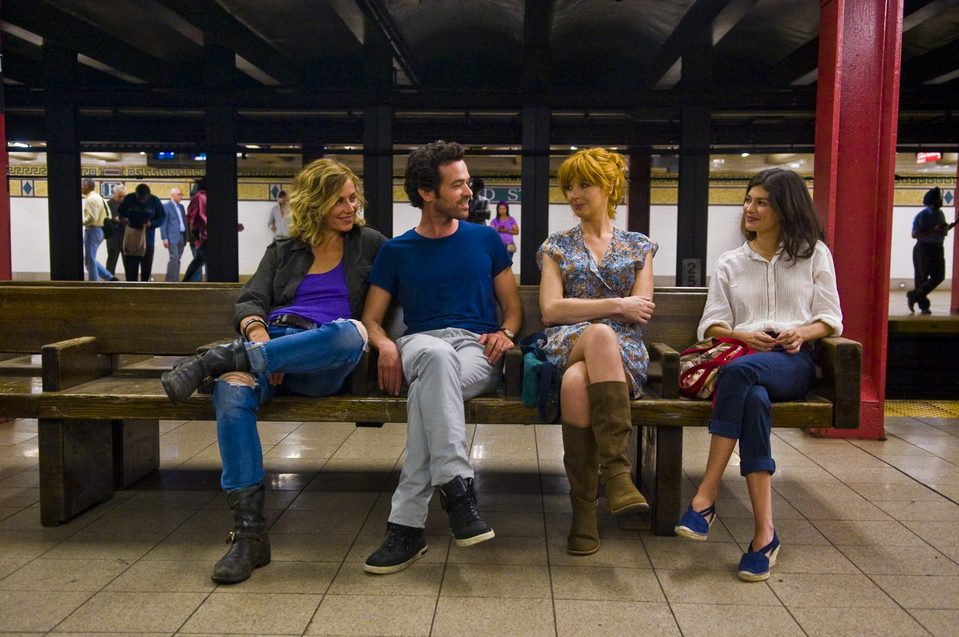 Nueva vida en Nueva York, fotograma 3 de 6