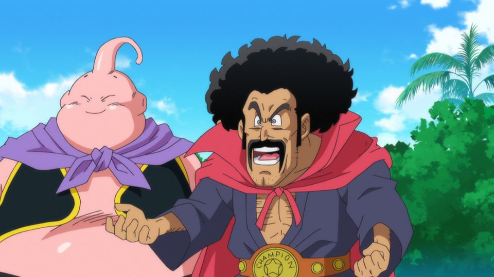 Dragon Ball Z: La batalla de los dioses, fotograma 4 de 16