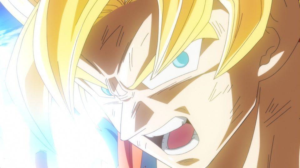 Dragon Ball Z: La batalla de los dioses, fotograma 3 de 16