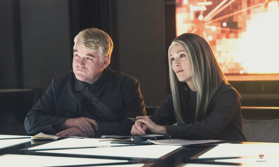 The Hunger Games: Mockingjay - Part 1, fotograma 3 de 49
