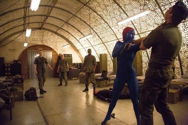 X-Men: Dias del futuro pasado, fotograma 10 de 23