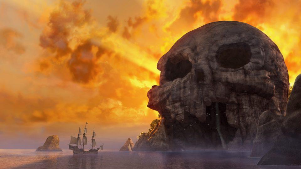 Campanilla, hadas y piratas, fotograma 5 de 14