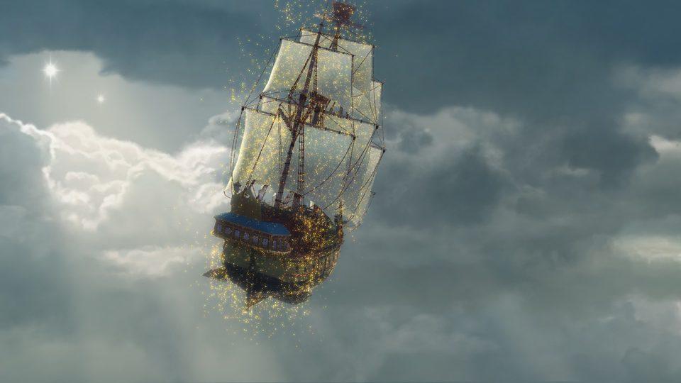 Campanilla, hadas y piratas, fotograma 2 de 14
