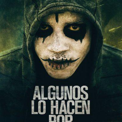 Póster individual de Skeleton en 'Anarchy: La noche de las bestias'