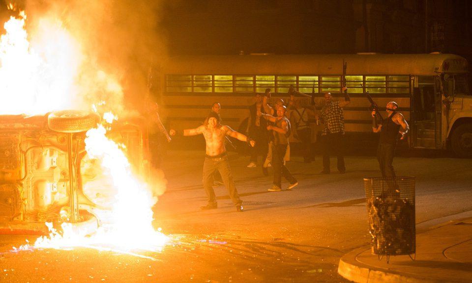 Anarchy: La noche de las bestias, fotograma 11 de 16