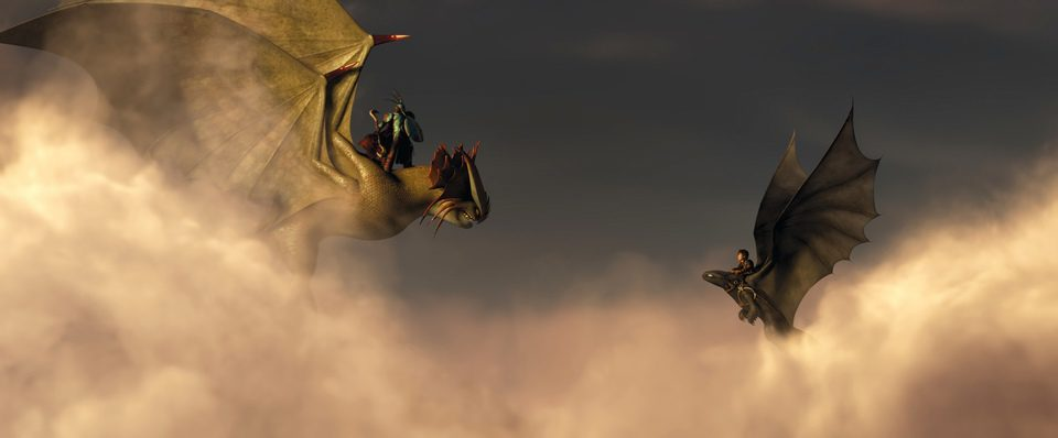 Cómo entrenar a tu dragón 2, fotograma 4 de 11