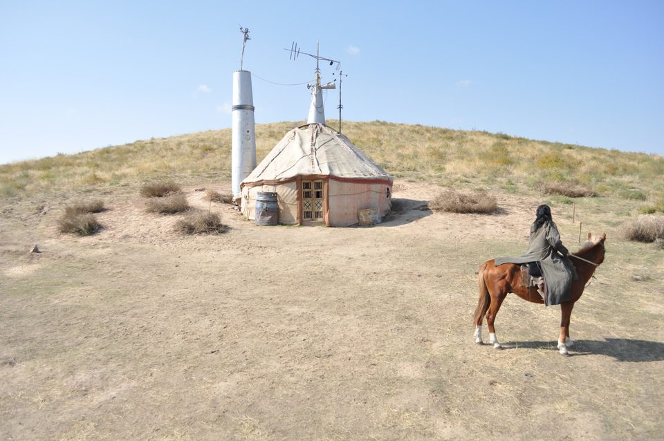 Baikonur, fotograma 1 de 20