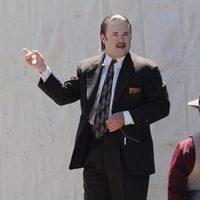 Haley Joel Osment caracterizado como un nazi en 'Yoga Hosers'