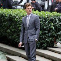 Jamie Dornan regresa al rodaje de 'Cincuenta sombras de Grey'