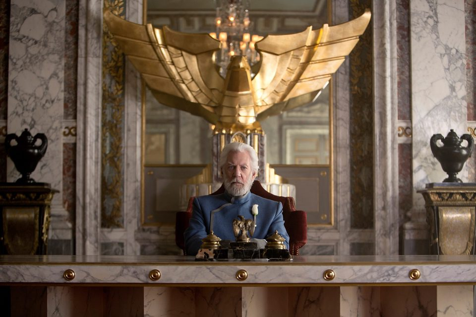 The Hunger Games: Mockingjay - Part 1, fotograma 28 de 49