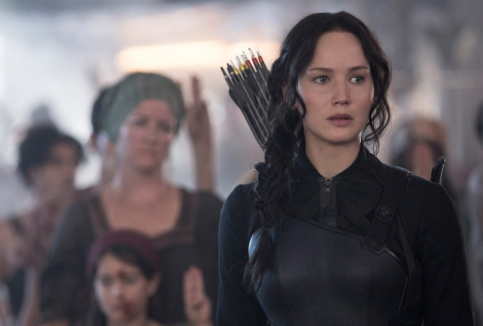 The Hunger Games: Mockingjay - Part 1, fotograma 27 de 49