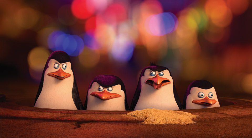 Los pingüinos de Madagascar: La película, fotograma 3 de 3