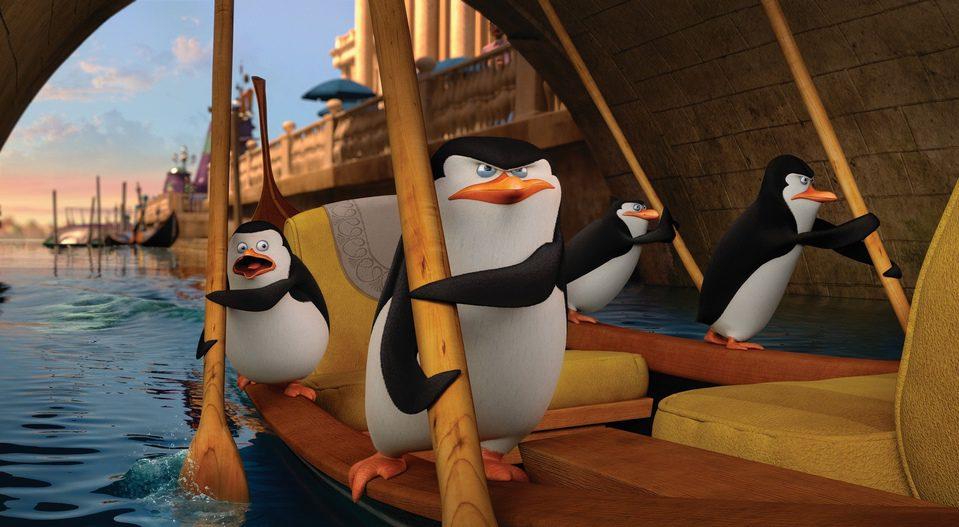 Los pingüinos de Madagascar: La película, fotograma 2 de 3