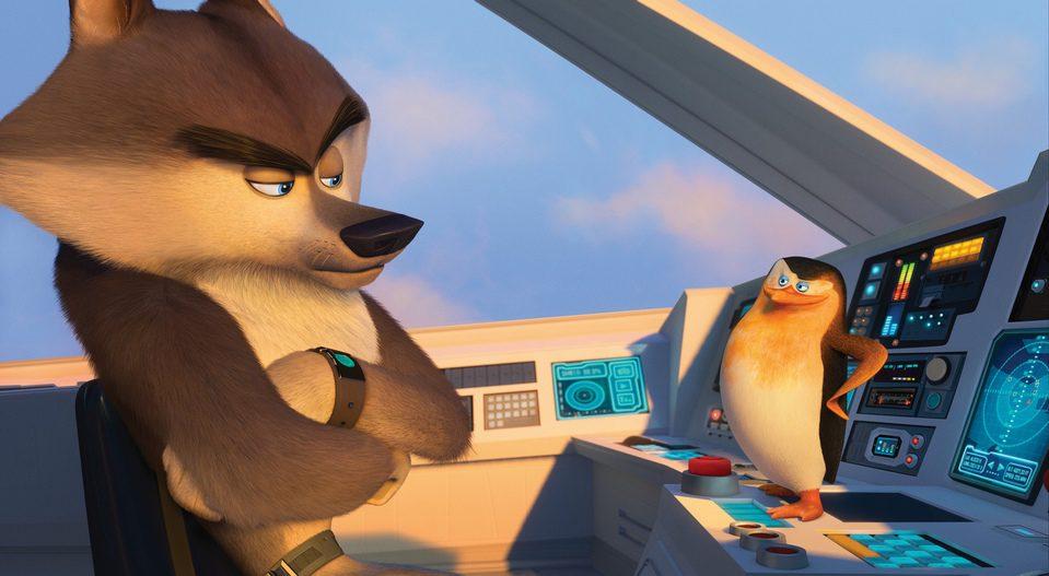Los pingüinos de Madagascar: La película, fotograma 1 de 3