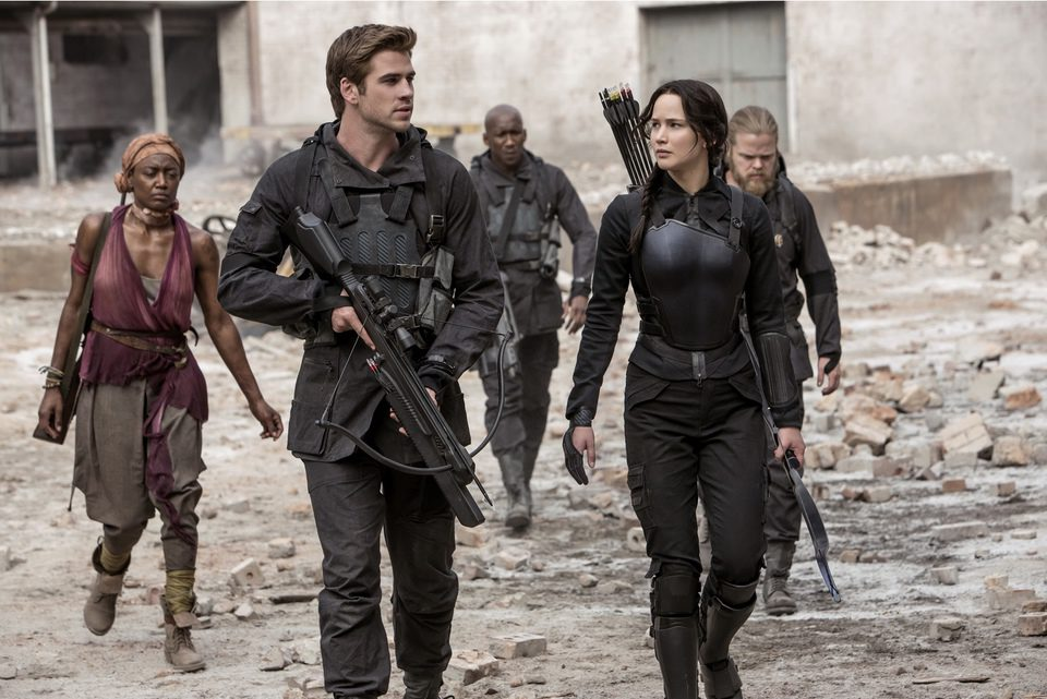The Hunger Games: Mockingjay - Part 1, fotograma 49 de 49