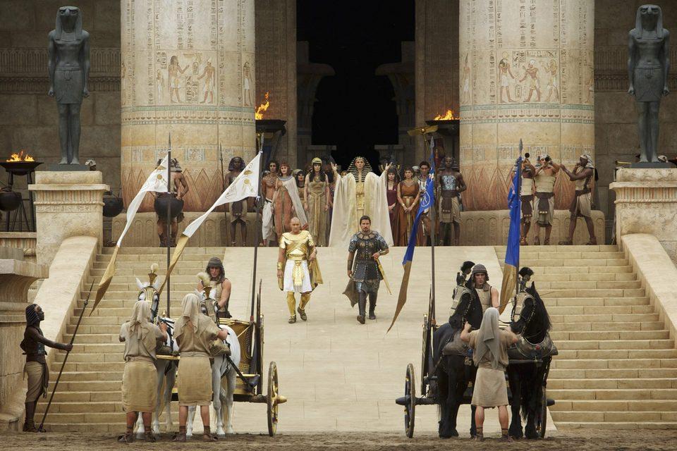 Exodus: Dioses y reyes, fotograma 1 de 10