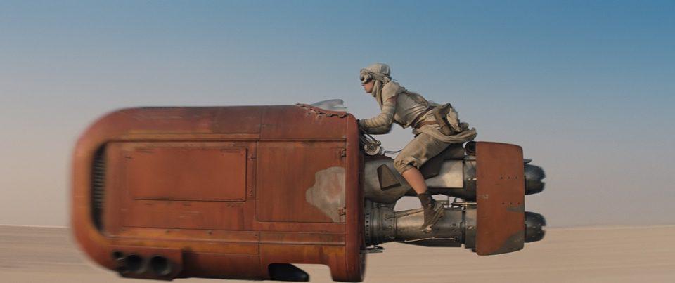 Star Wars: Episodio VII - El despertar de la fuerza, fotograma 2 de 47
