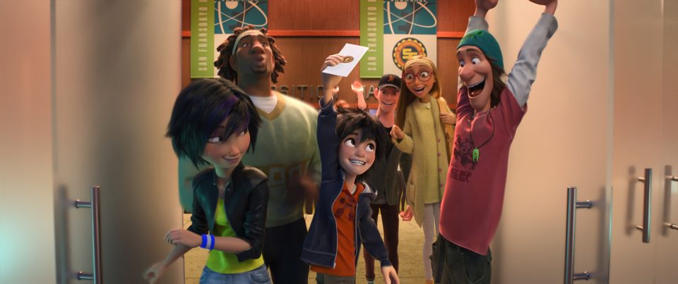 Big Hero 6, fotograma 24 de 25
