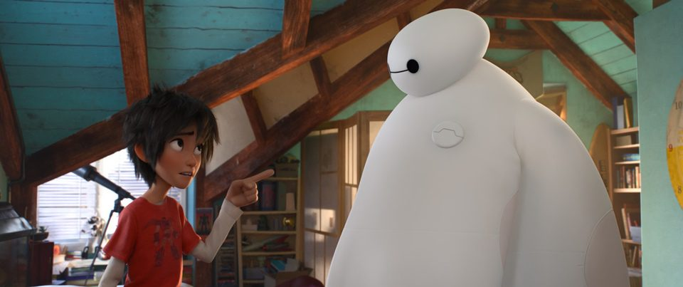 Big Hero 6, fotograma 22 de 25