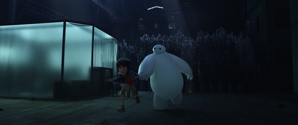 Big Hero 6, fotograma 20 de 25
