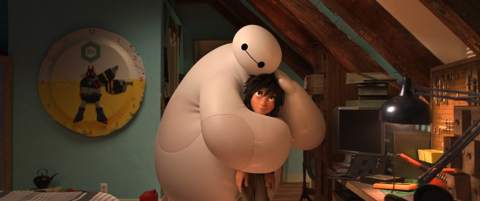 Big Hero 6, fotograma 13 de 25