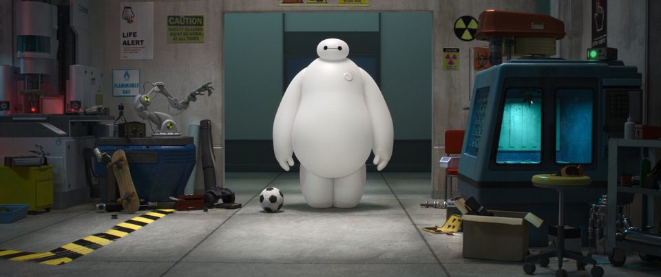 Big Hero 6, fotograma 9 de 25