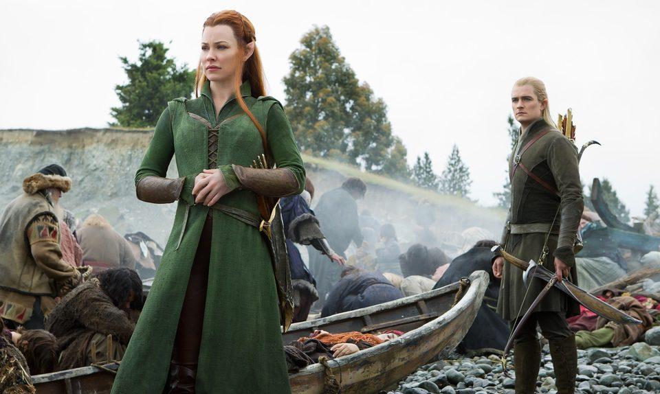 El Hobbit: La batalla de los cinco ejércitos, fotograma 30 de 30