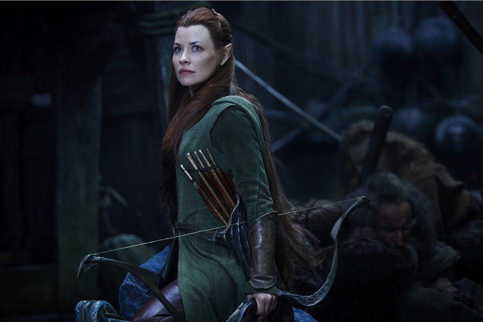 El Hobbit: La batalla de los cinco ejércitos, fotograma 29 de 30