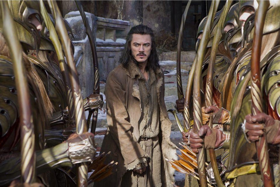 El Hobbit: La batalla de los cinco ejércitos, fotograma 28 de 30