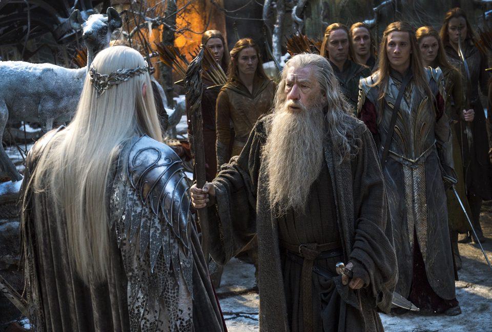 El Hobbit: La batalla de los cinco ejércitos, fotograma 25 de 30