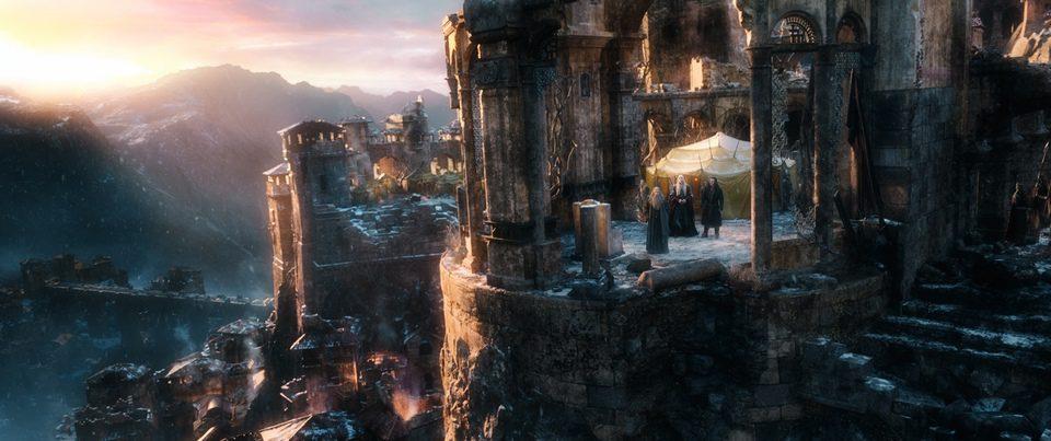El Hobbit: La batalla de los cinco ejércitos, fotograma 18 de 30