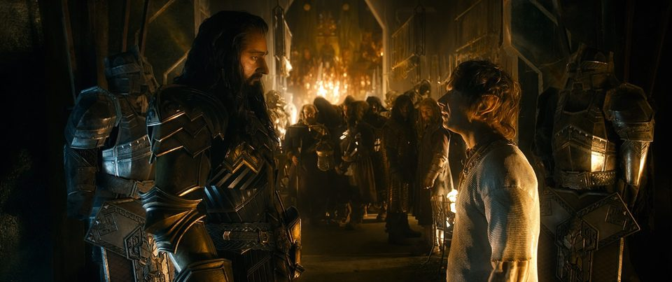 El Hobbit: La batalla de los cinco ejércitos, fotograma 14 de 30