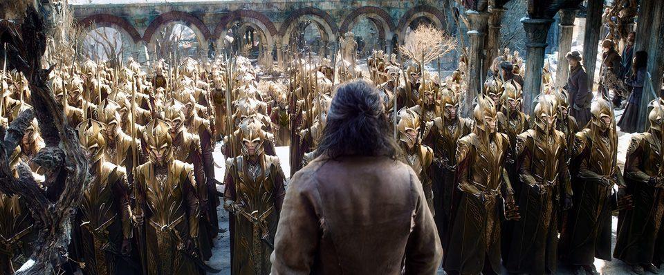 El Hobbit: La batalla de los cinco ejércitos, fotograma 12 de 30