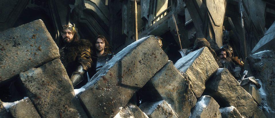 El Hobbit: La batalla de los cinco ejércitos, fotograma 7 de 30